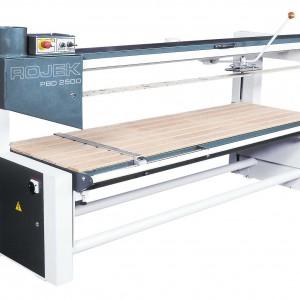 Belt sanding machines