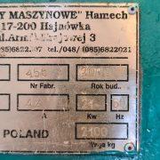 HAMECH DF140 2000g. (1)